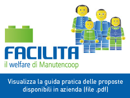 Facilita - Il welfare di Manutencoop